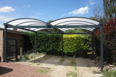 NESA CARPORT DOUBLE