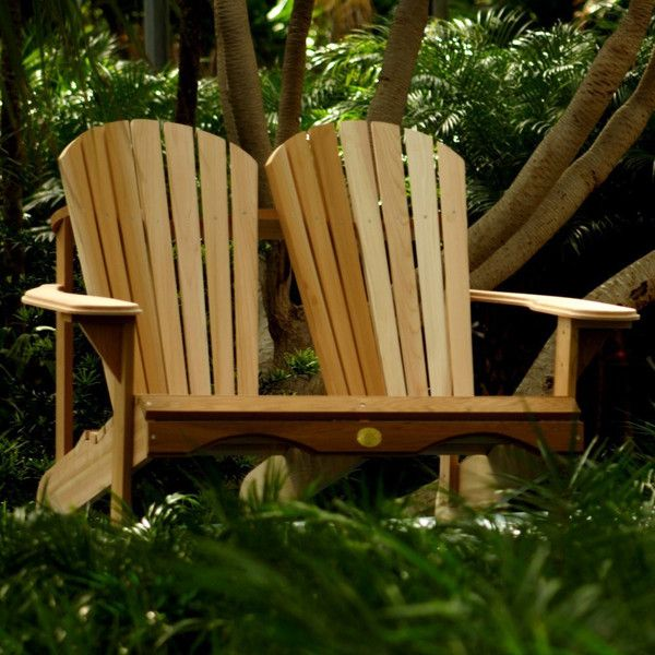 Bearchair love seat