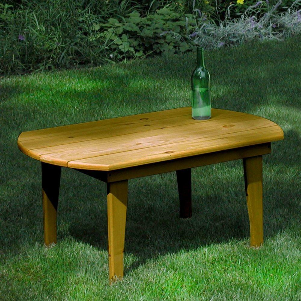Bearchair coffee table 70 x 100cm