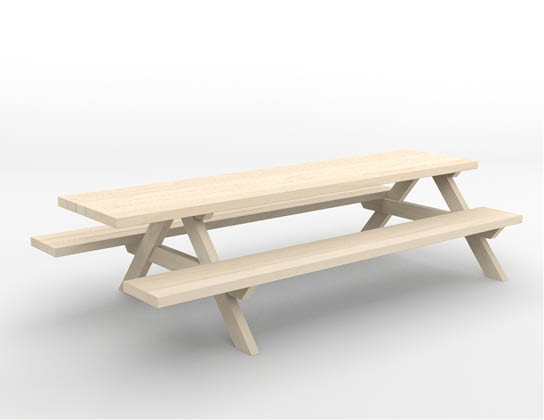 CL Decoratie OAK MEAL 806x3000x1611